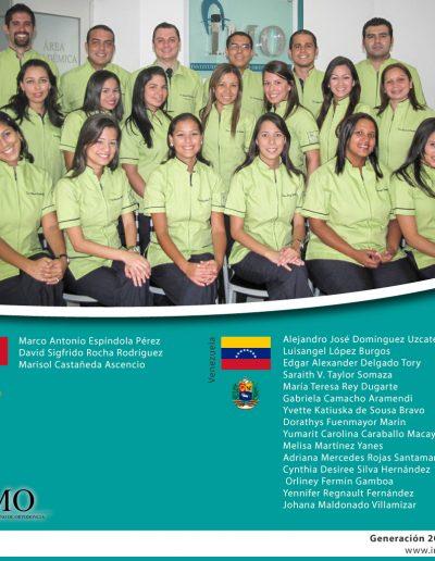 Generación IMO 2009 - 2011