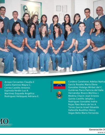 Generación IMO 2011 - 2013