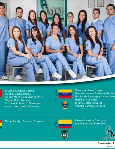 Generación IMO 2012 - 2014
