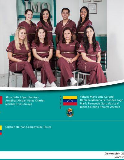 Generación IMO 2013 - 2015