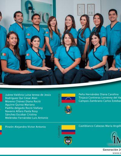 Generación IMO 2014 - 2016