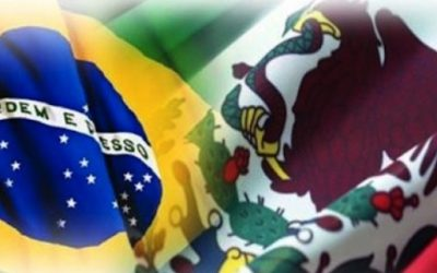Firma de convenio entre IMO (México) y FACOPH (Brasil)