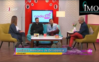 Entrevista a Residente del Instituto Mexicano de Ortodoncia (IMO) en TV4